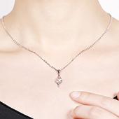 FR Family Ring 钻石项链