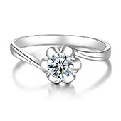 小宛(Little Wan) 钻石戒指