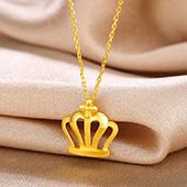 周六福 黄金项链