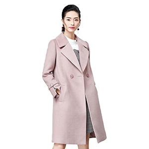 尚都比拉(Sentubila) 时尚呢子大衣