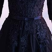 雅磊 修身显瘦礼服