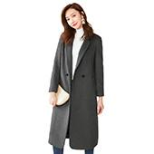 拉夏贝尔(La Chapelle) 时尚呢子大衣