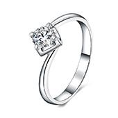 斐铂利 钻石戒指