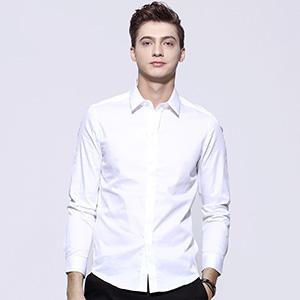 马克华菲(Mark Fairwhale) 韩版衬衫