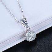 婵娟珠宝 钻石吊坠