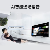 索尼 SONY X9500H 全面屏 X1旗舰版图像芯片 全阵列背光 4K超高清 HDR 液晶平板电视机