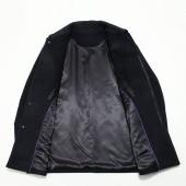 波罗蒙柒(BOLUOMENGQI) 休闲呢子大衣