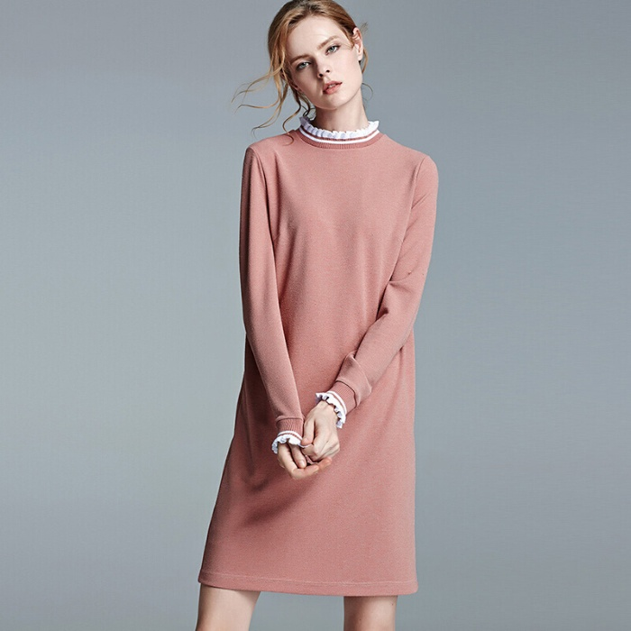 颜域(YANYEE) 针织连衣裙