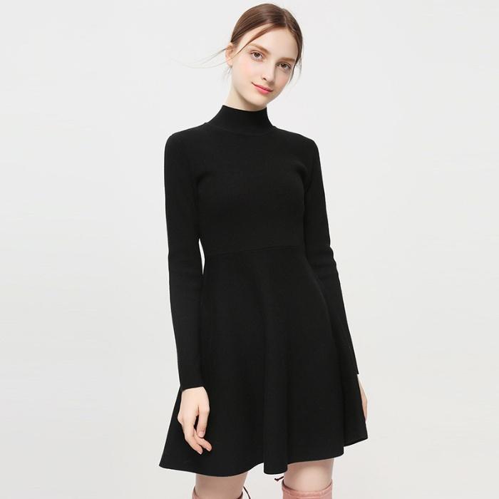 糖力(TAMMYTANGS) 时尚气质连衣裙
