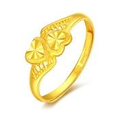 金利福(JINLIFU DIAMEND) 黄金戒指