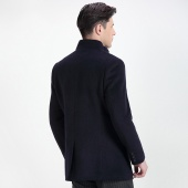 红豆(HODO) 时尚修身大衣