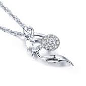 黛贝林(DOUBLE-RING) 锁骨钻石项链