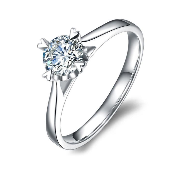 在一起(let's together) 钻石戒指